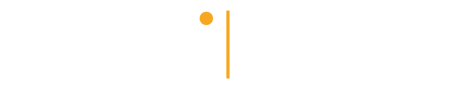 Logotipo Renapsi_2018_Integrante - Horizontal Branco e Laranja