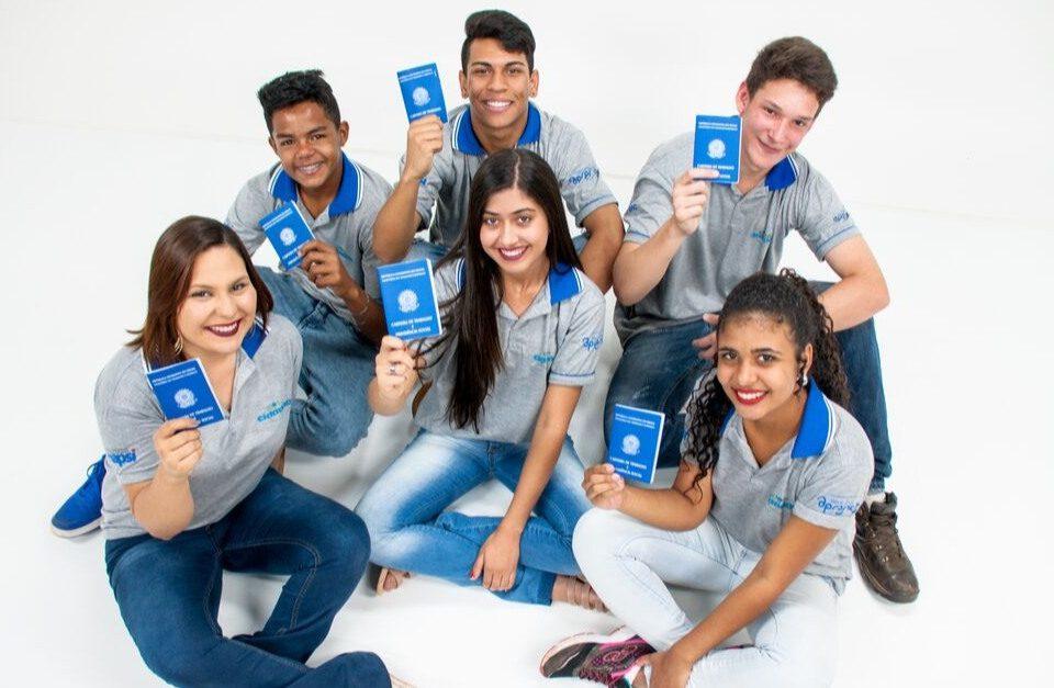 recrutamento e seleção de jovem aprendiz
