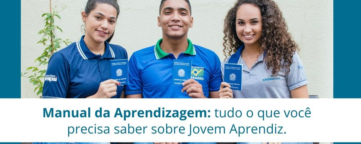 Manual da Aprendizagem